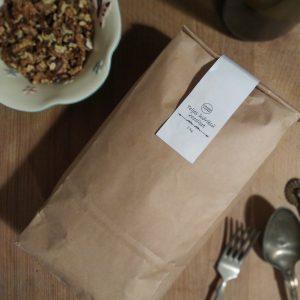 Teljes kiőrlésű rozsliszt – 2kg