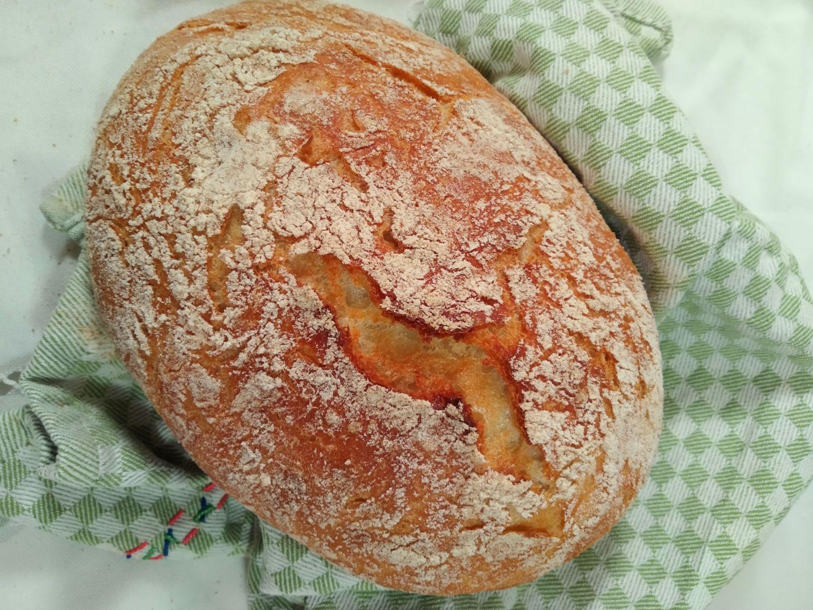 Az elsők kenyere – recept