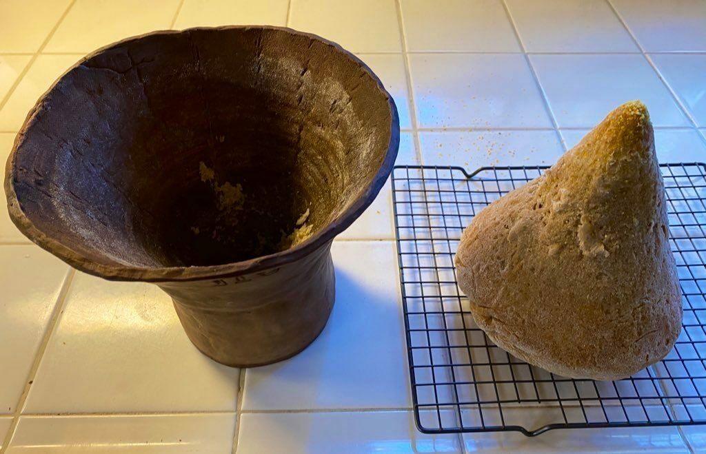 Több mint 4000 éves vadkovásszból sült kenyér…